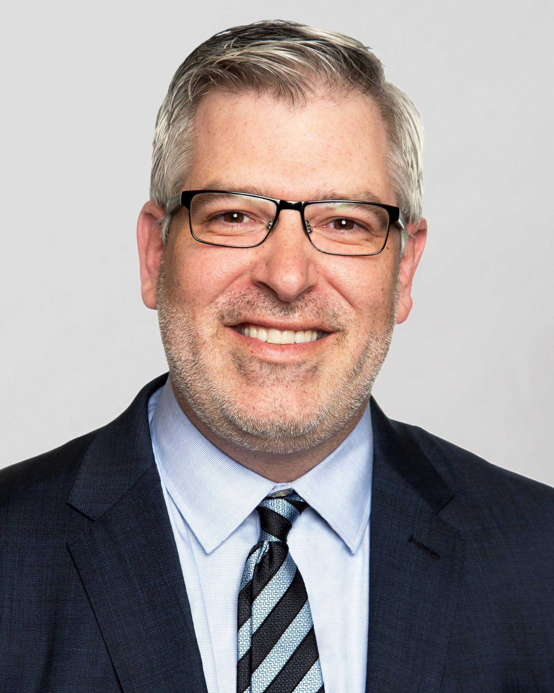 Eric B. Wharton