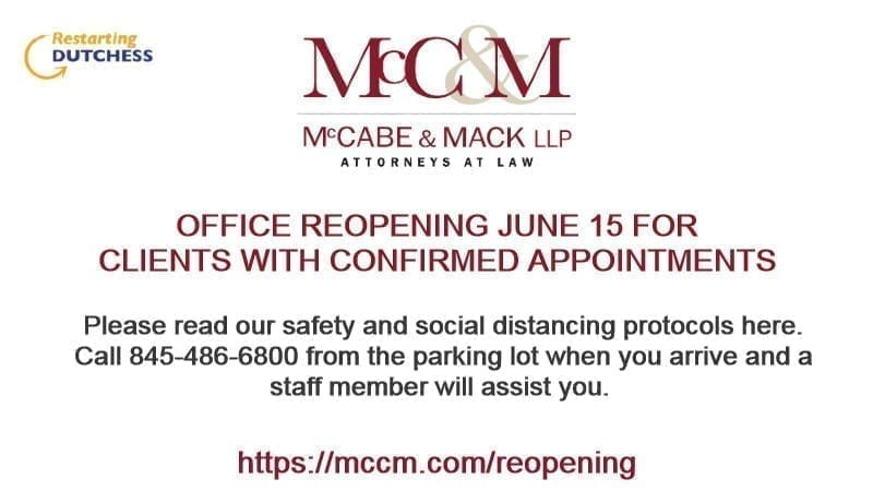 Office reopening june 15
