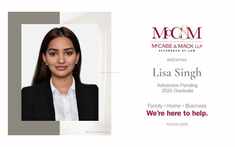 Lisa Singh Commercial Litigation