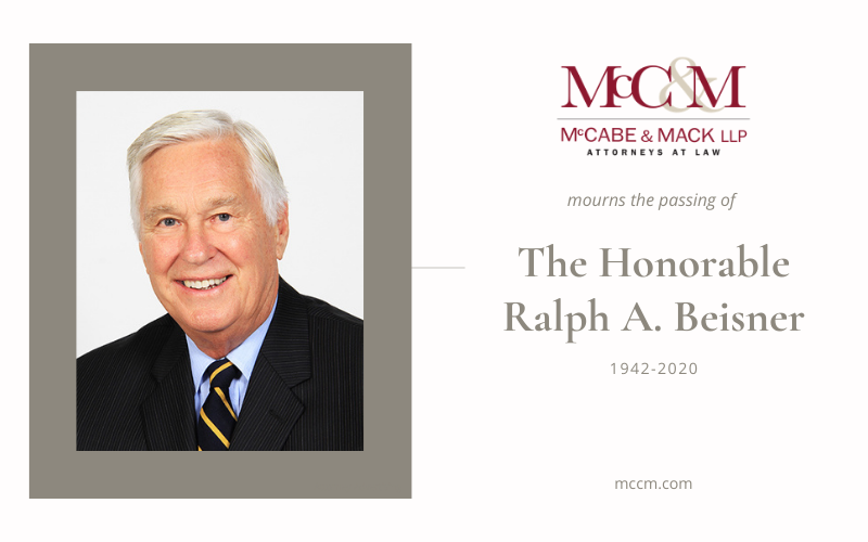 The Honorable Ralph A. Beisner