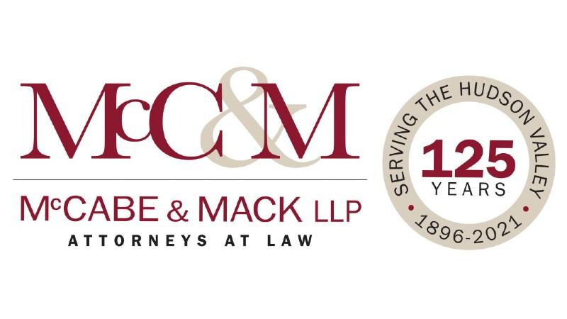 McCabe & Mack LLP 125th Anniversary Logo