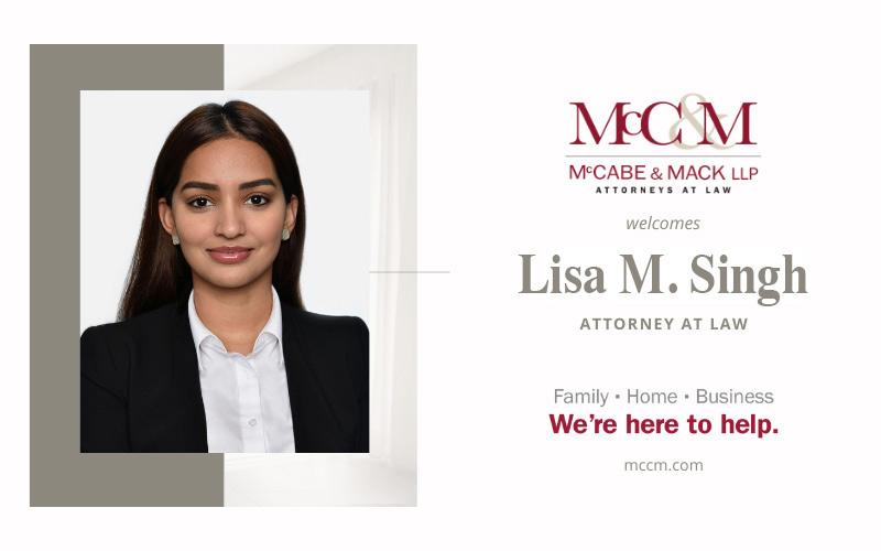 Lisa M. Singh Gains Admission to New York Bar Association