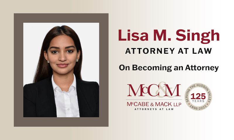 Lisa Singh on becoming an attorney