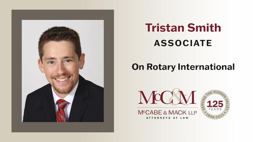 Tristan Smith Rotary International